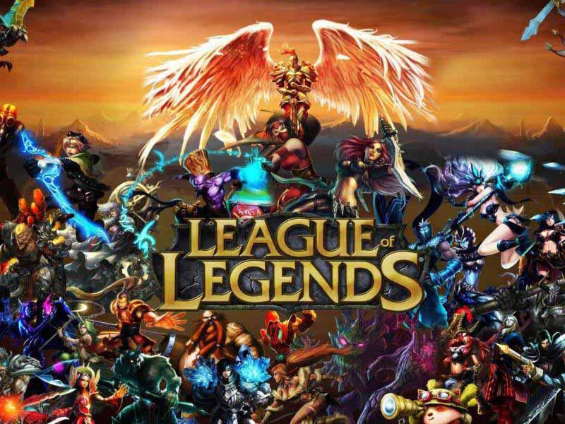 League Of Legends | Board Game & Internet Gaming Cafe | Zanzone ca